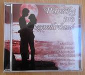 CD - Písničky pro zamilované,