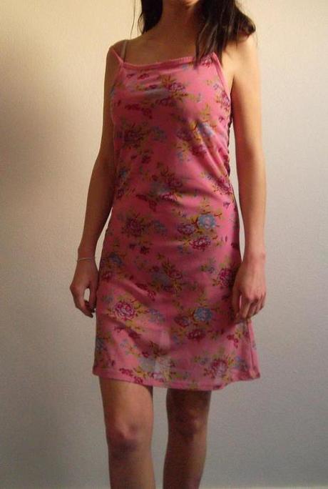 Letní šaty růžové - Obrázek č. 2