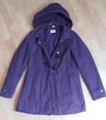 Kabát polodlouhý, 38