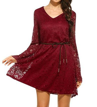 Šaty krajkové  - Obrázek č. 2