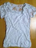 Bílé tričko , M
