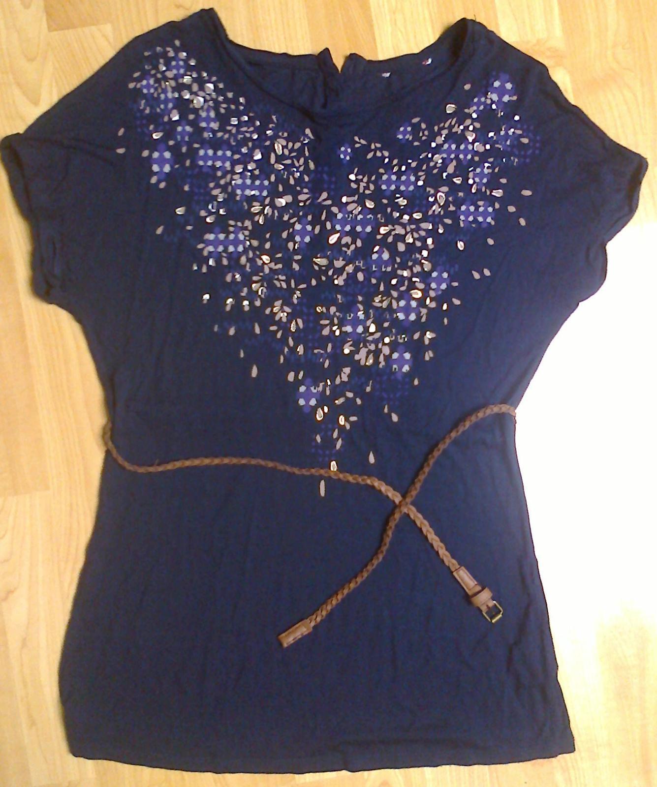 Tričko s opaskem  - Obrázek č. 1