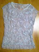 Průhledné blýskavé tričko, 38