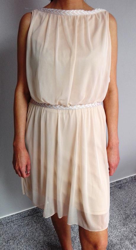 Lososové šaty - Obrázek č. 1