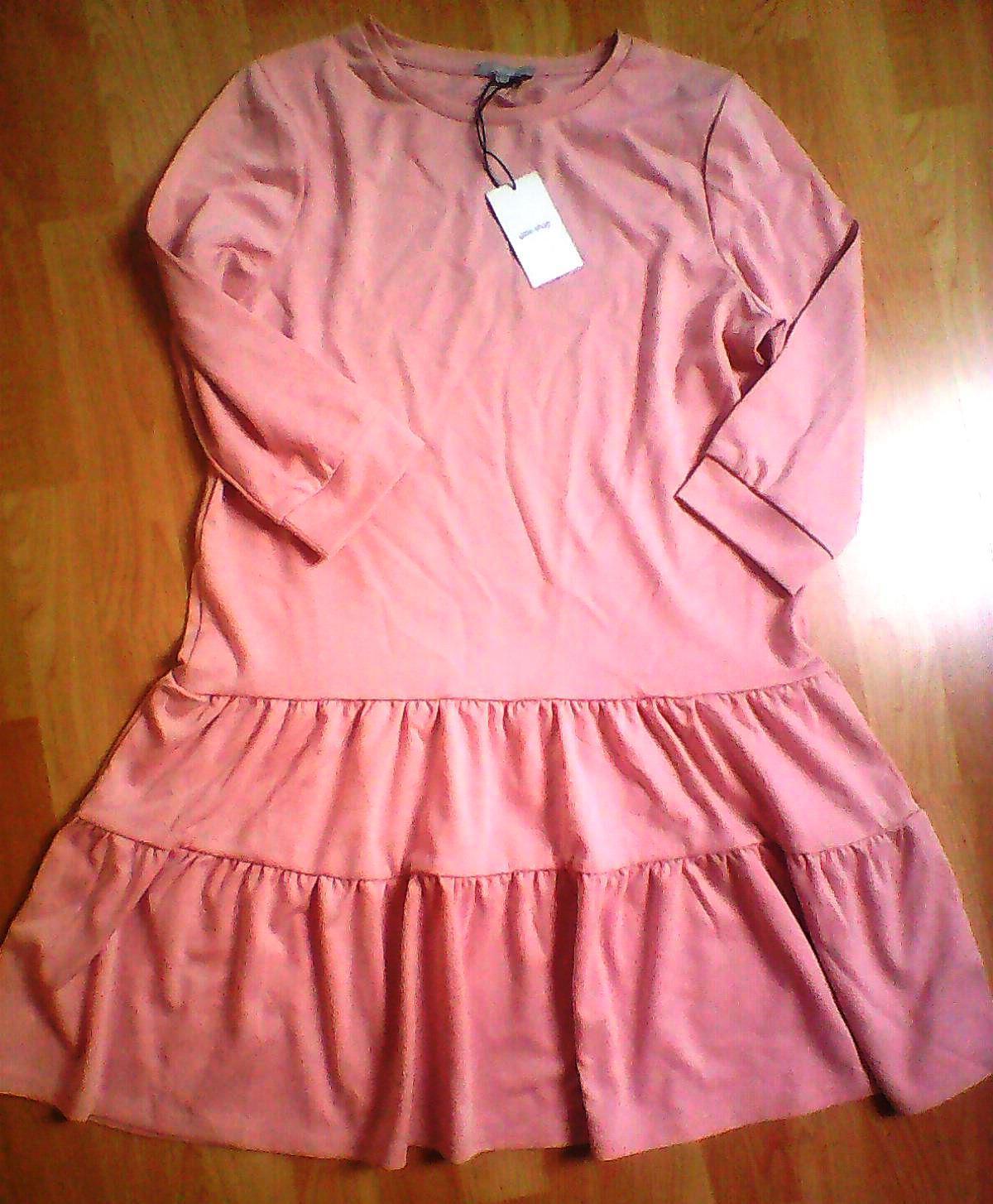 Šaty s volány - Obrázek č. 1