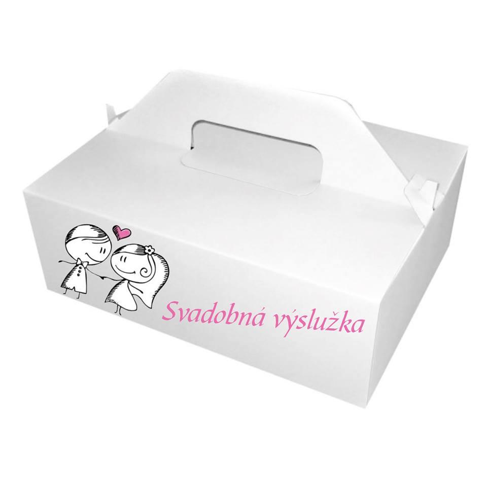 Krabice na zakusky I. - Obrázok č. 1
