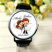 Svadobné hodinky,