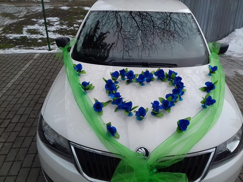 Výzdova na auto XIV - Obrázok č. 1