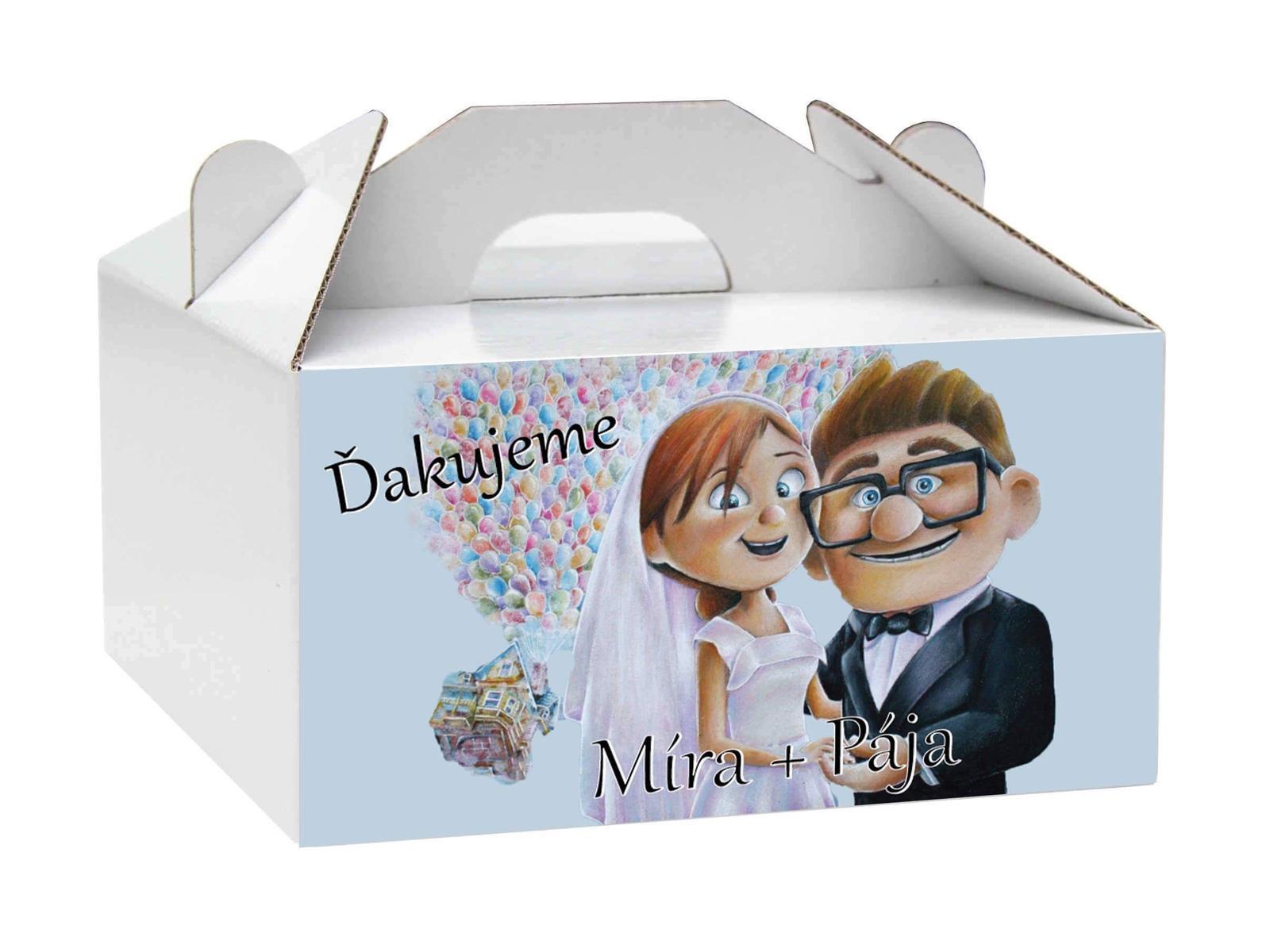 Krabica na vyslužku - Obrázok č. 1