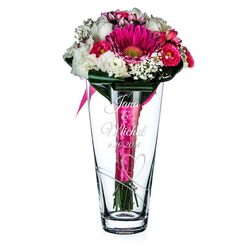 Svadobná váza - Obrázok č. 1