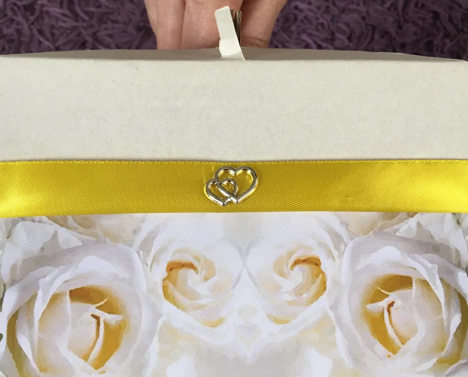 Krabica na zakusky - Obrázok č. 1