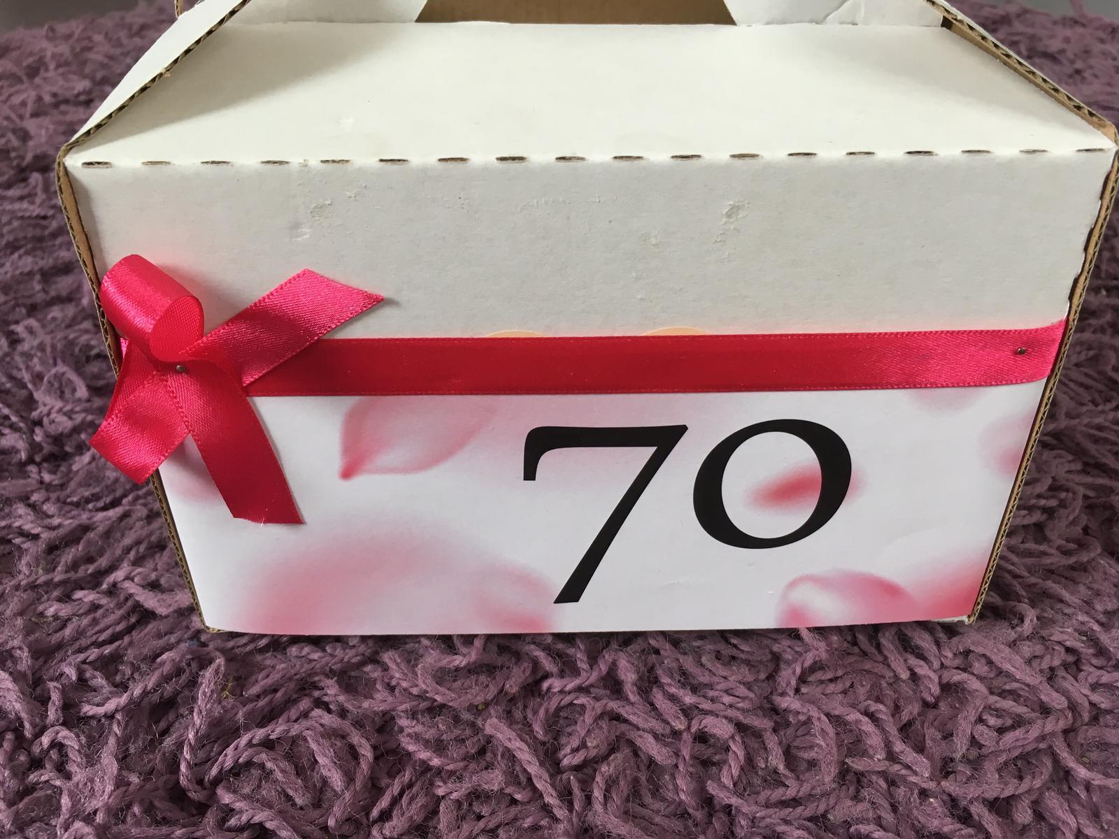 Krabice na zakusky - Obrázok č. 1