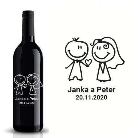 Etikety na fľaše VR6 - Obrázok č. 1