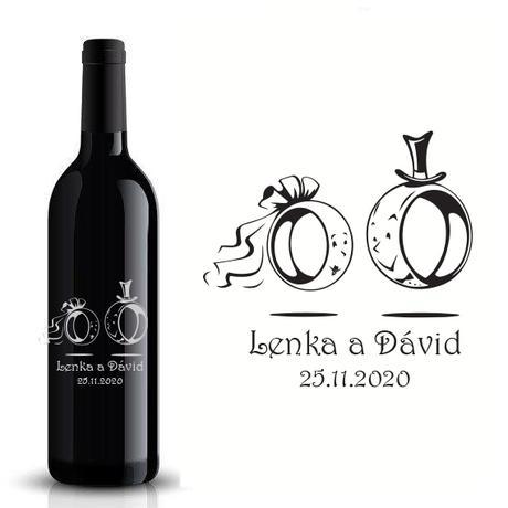 Etikety na fľaše VR7 - Obrázok č. 1