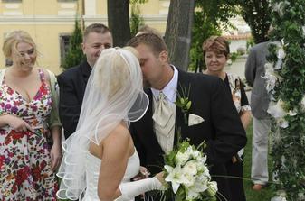 první novomanželská,byla úžasná :-)