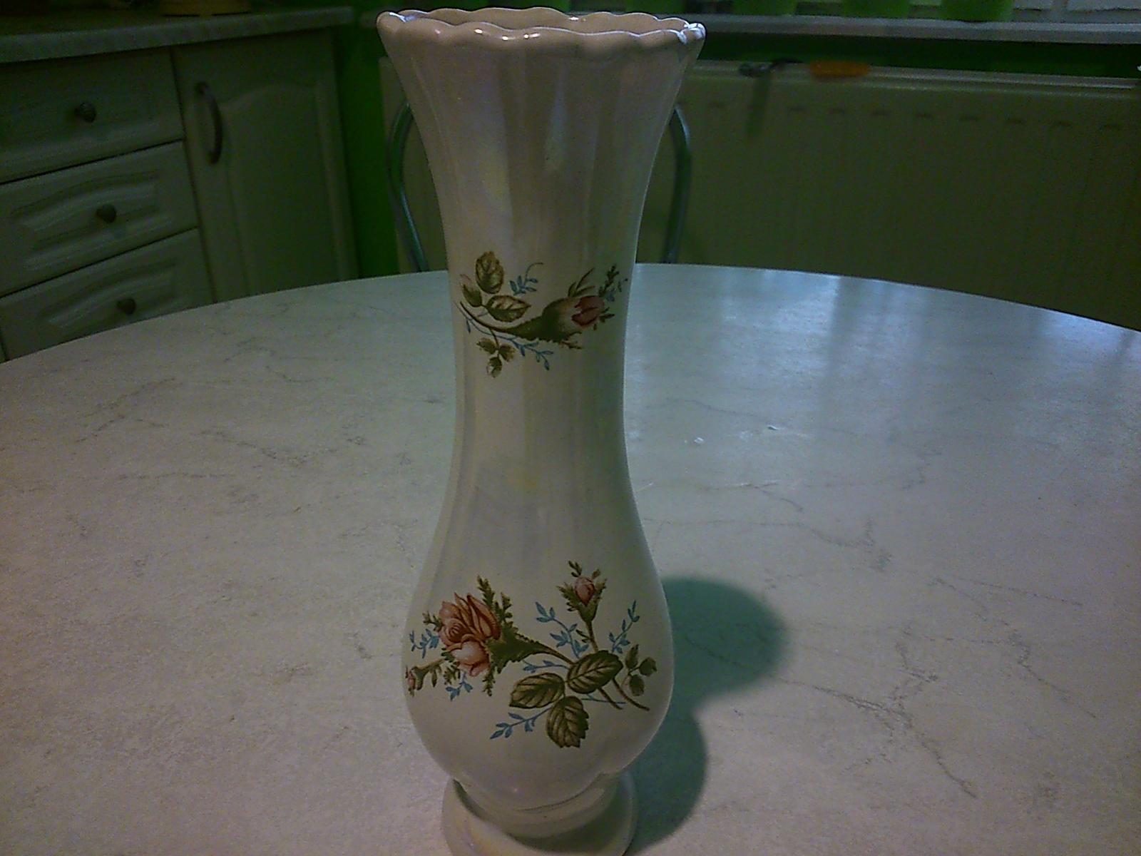 Váza porcelan - Obrázok č. 1