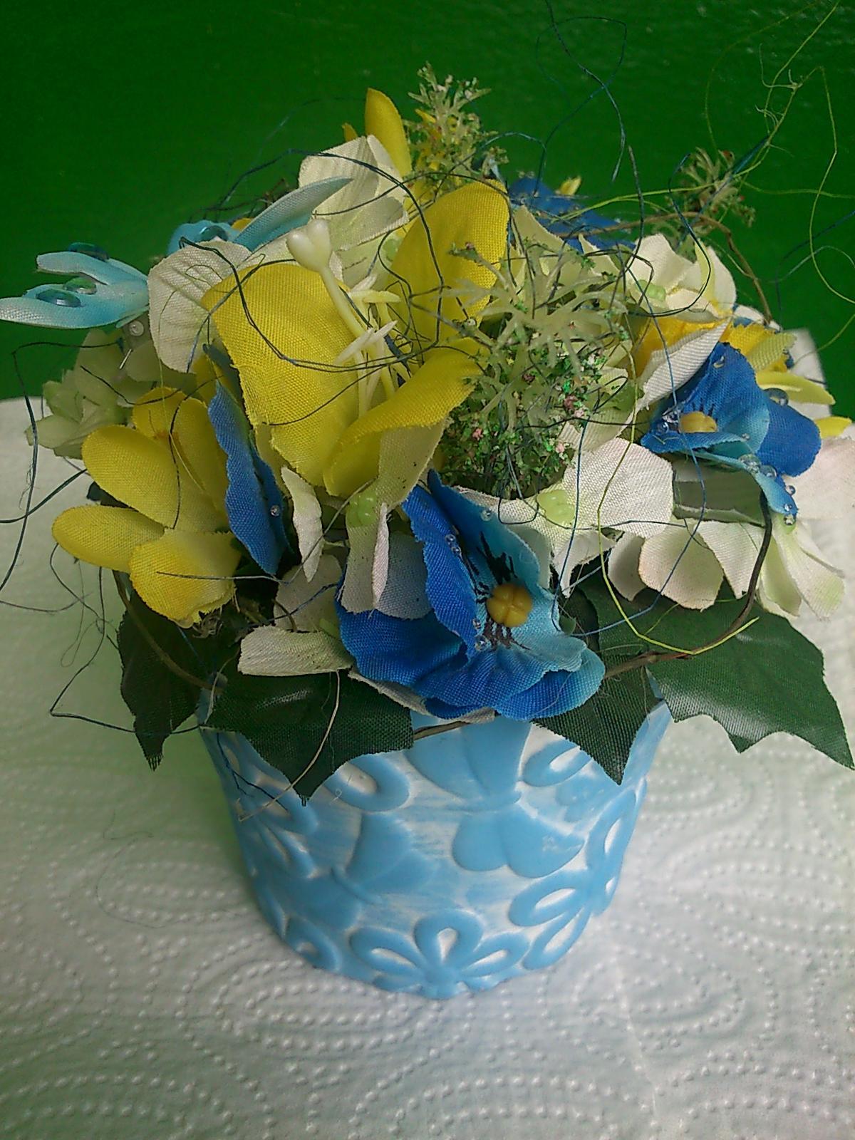 Kvetinová dekoravia - Obrázok č. 1