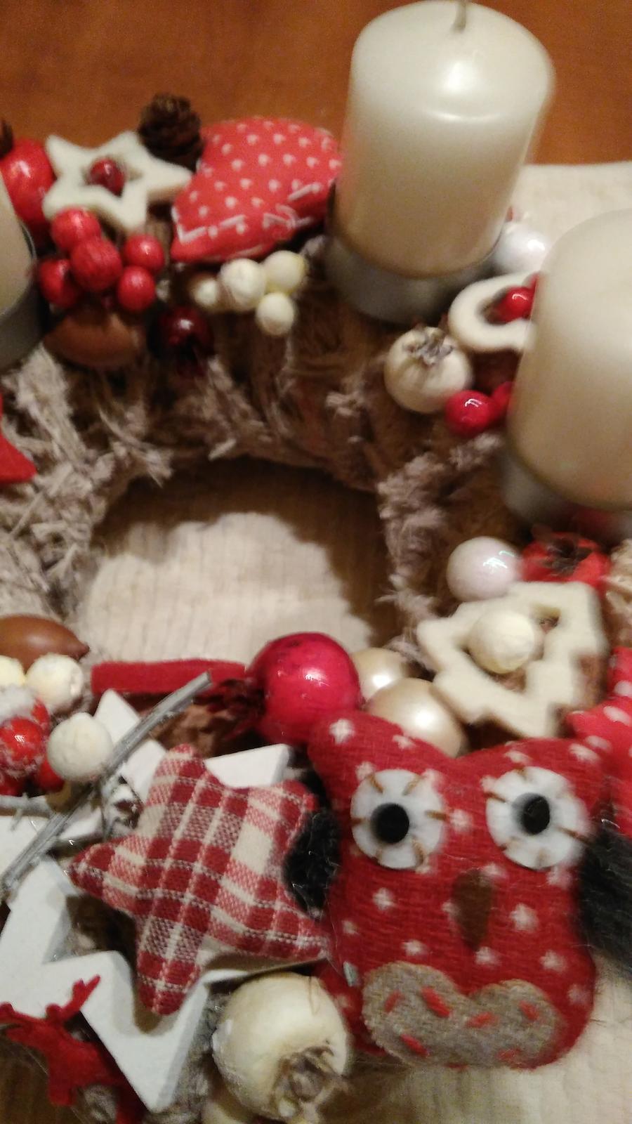Vianočná dekorácia - Obrázok č. 3
