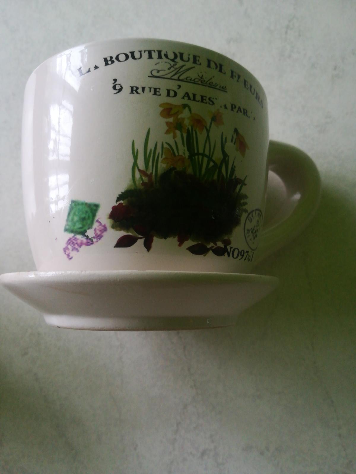 Keramické kvetináče  - Obrázok č. 1
