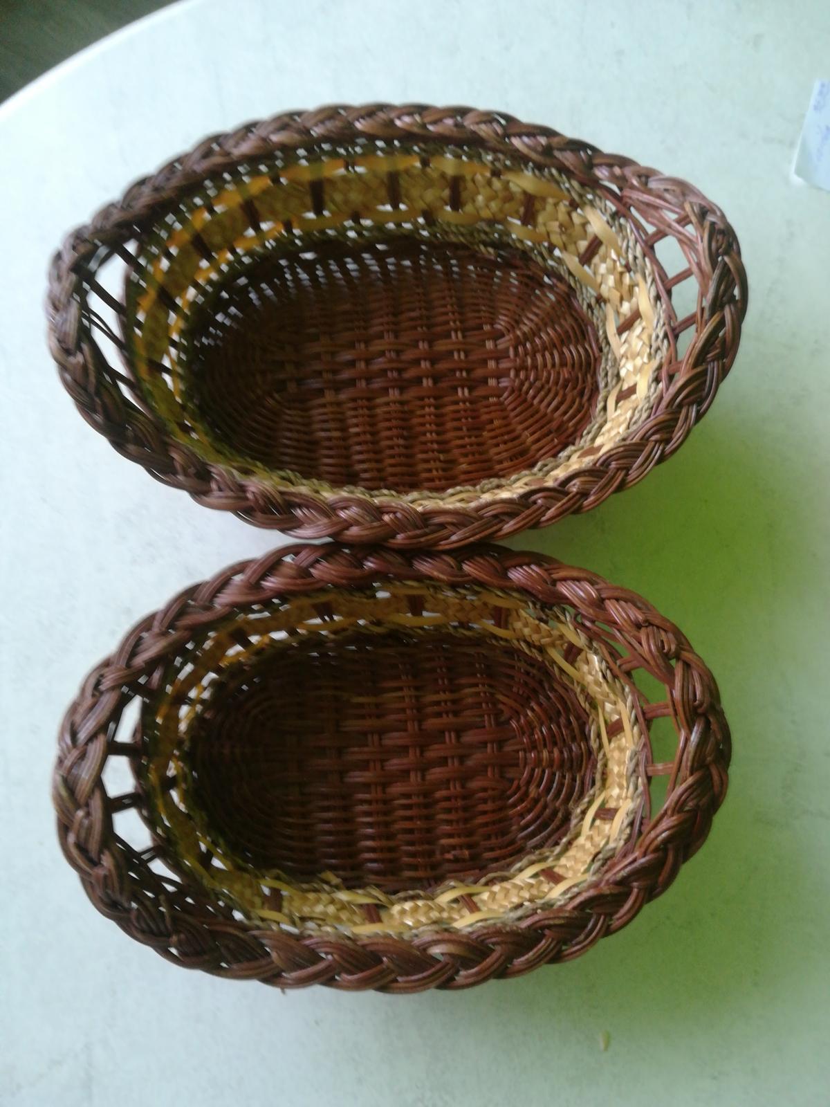 Košíky na pečivo  - Obrázok č. 1