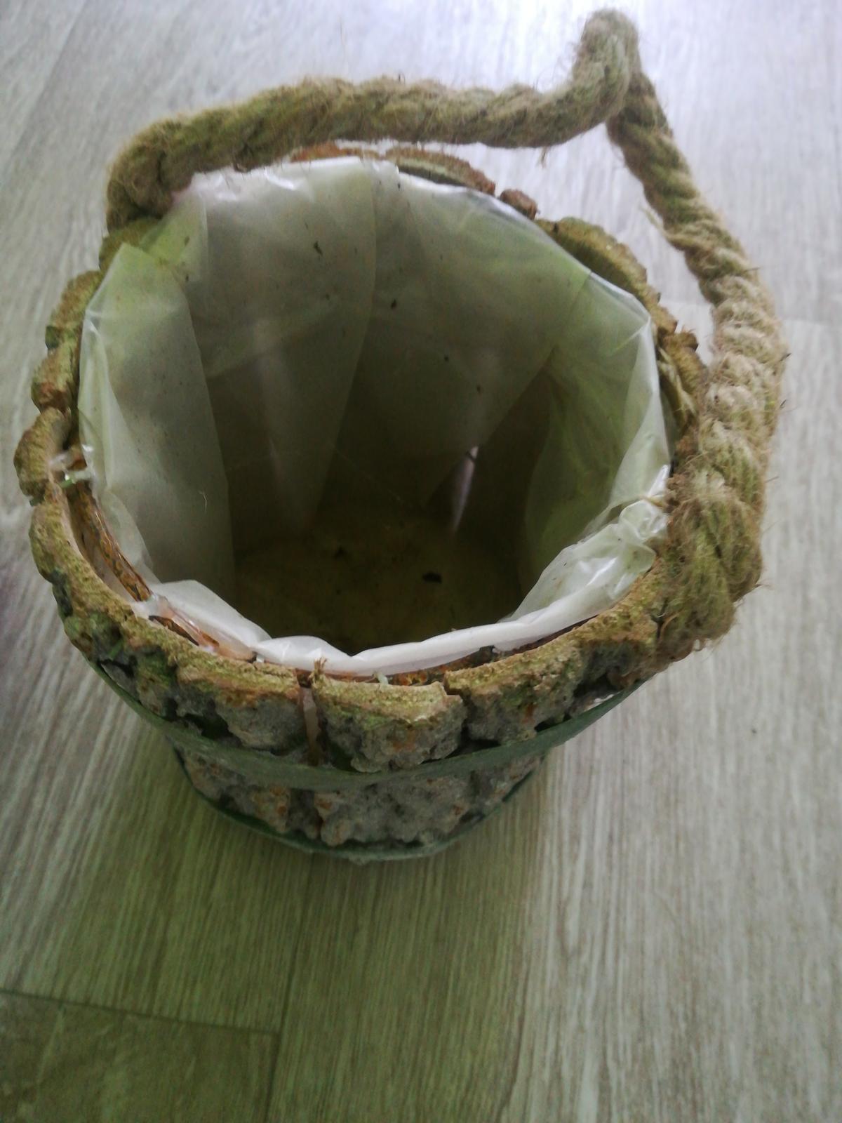 Košík z kôry  - Obrázok č. 1