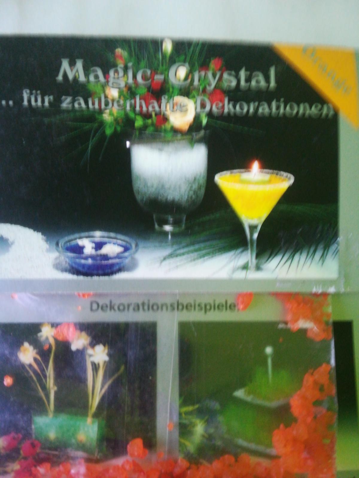 Magické kryštaliky na sviečku  - Obrázok č. 2