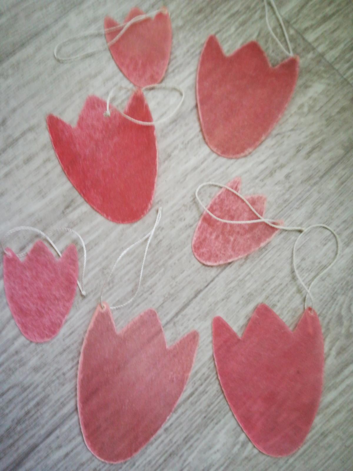 Kvety na zavesenie  - Obrázok č. 1