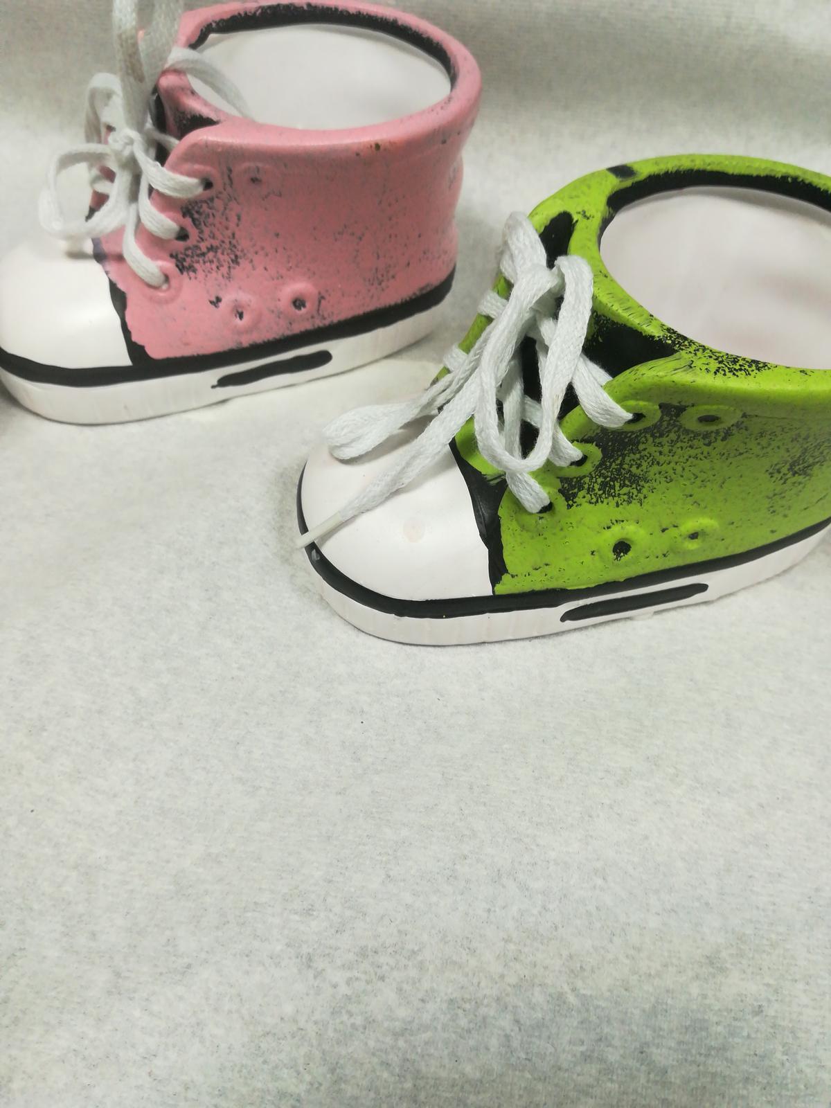 Keramické topánočky  - Obrázok č. 1