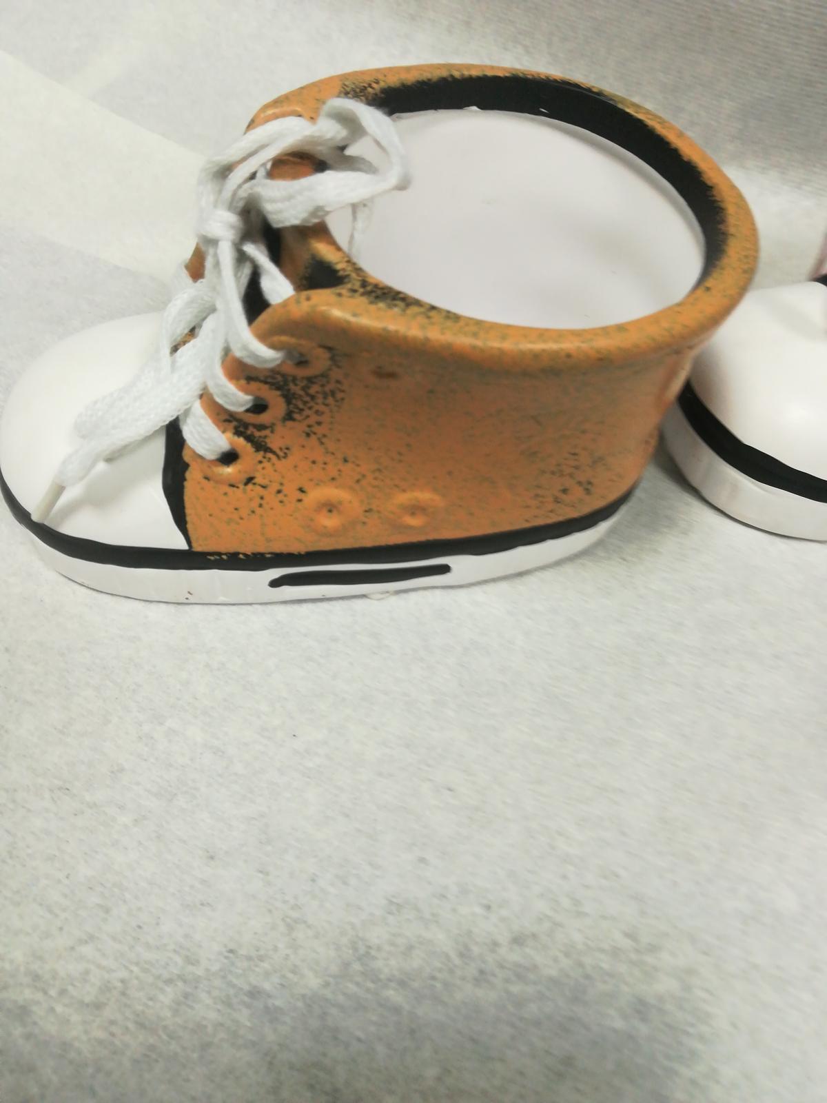 Keramické topánočky  - Obrázok č. 2