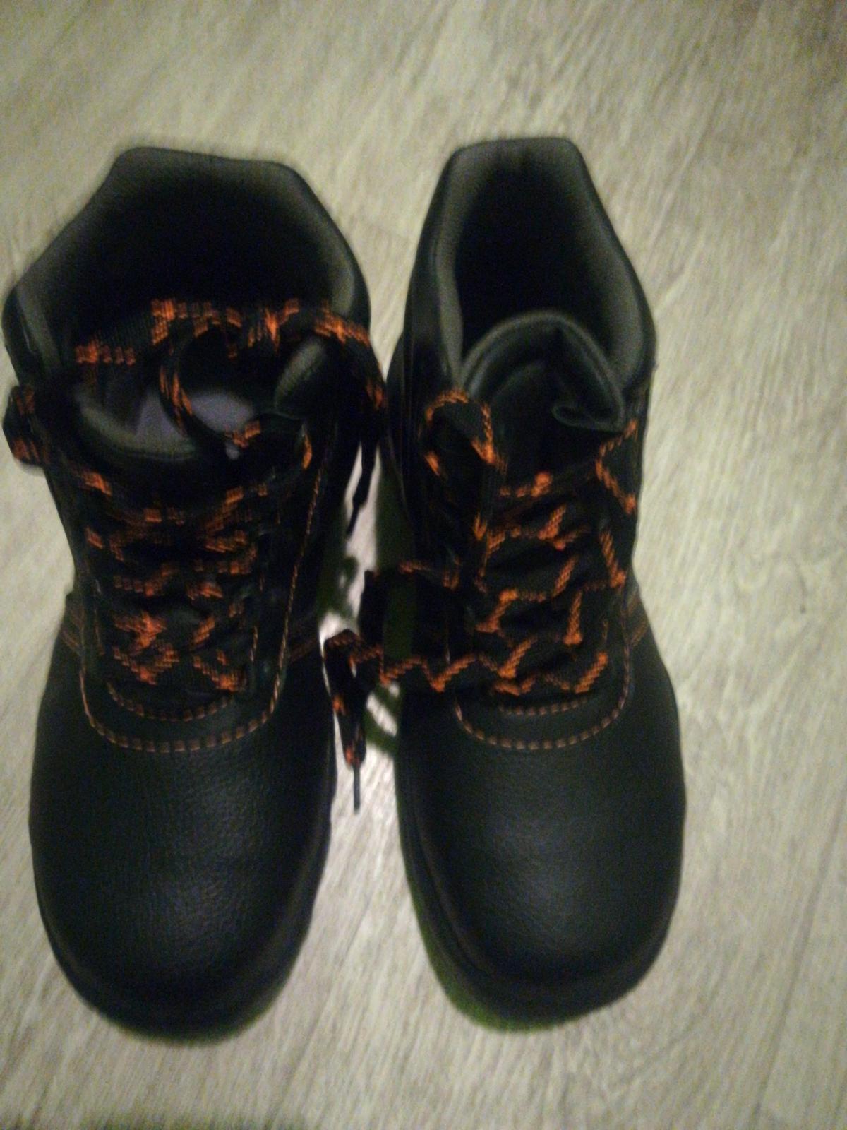Pracovná obuv veľkosť 41 - Obrázok č. 1