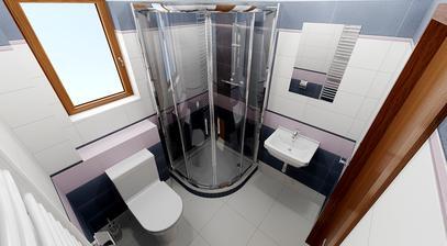 Spodní koupelna 2