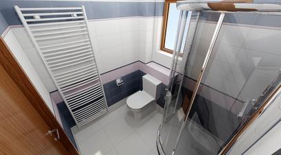 Spodní koupelna 3