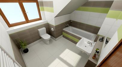 Horní koupelna 2