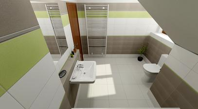 Horní koupelna 3
