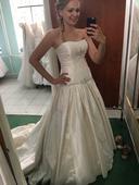 Svadobné šaty Benjamín Roberts, 34