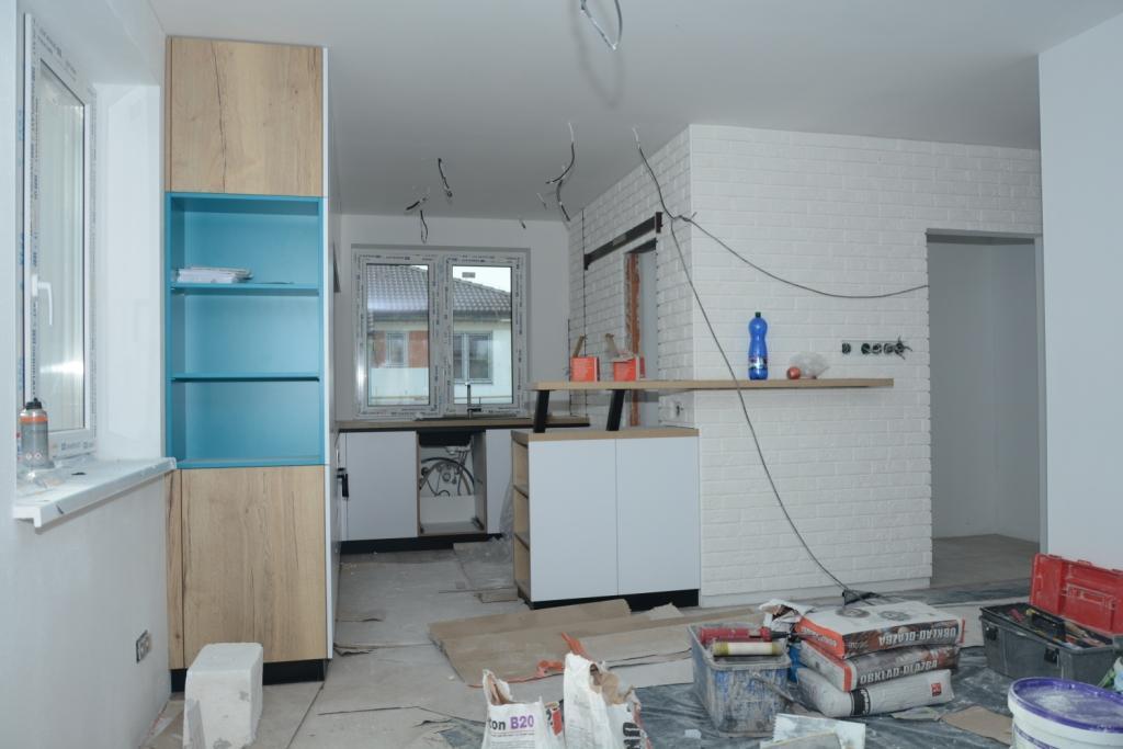 Interiér RD Veľký Lapáš - Obrázok č. 15