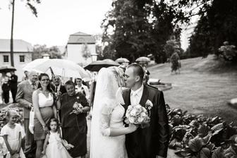 první novomanželská :-*