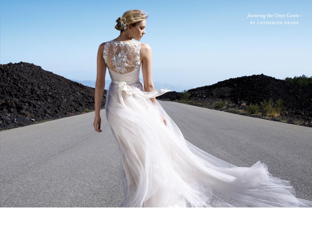 Hodvábne šaty, Catherine Deane - Onyx, NOVÉ, veľ. 38 - Obrázok č. 1