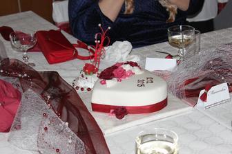 jeden z naších skvělých dortíků....