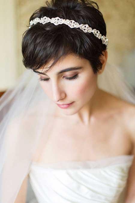 Krátkovlasé nevěsty ... - Obrázek č. 2