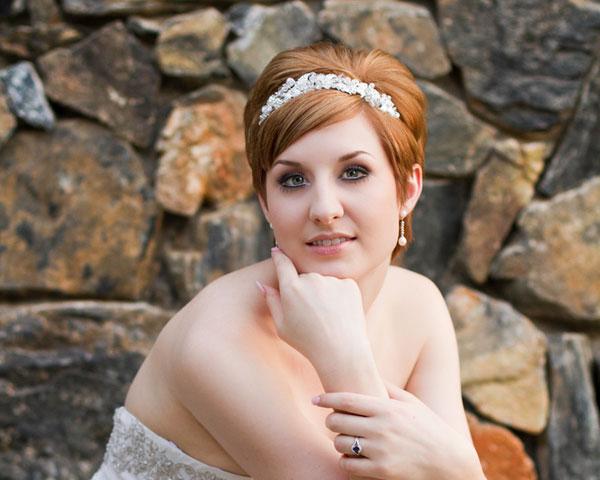Krátkovlasé nevěsty ... - Obrázek č. 3