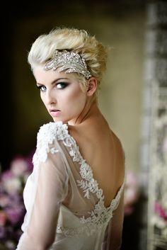 Krátkovlasé nevěsty ... - Obrázek č. 4