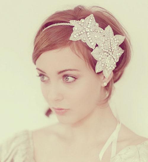 Krátkovlasé nevěsty ... - Obrázek č. 8