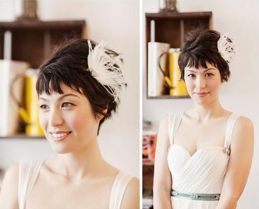Krátkovlasé nevěsty ... - Obrázek č. 9