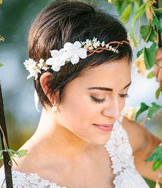 Krátkovlasé nevěsty ... - Obrázek č. 10