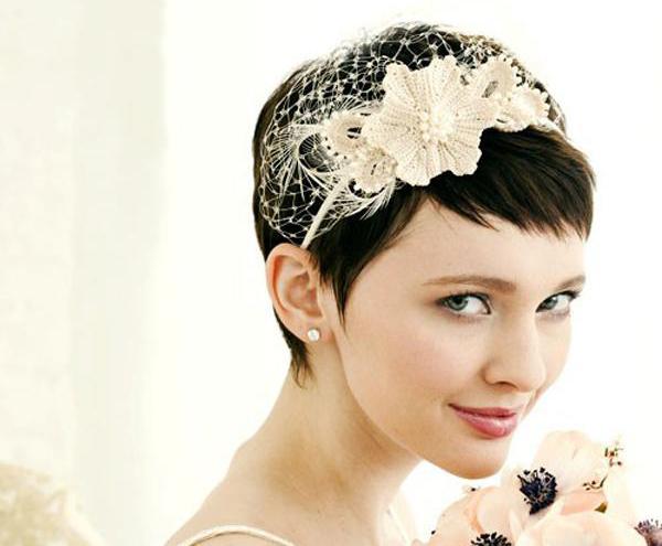 Krátkovlasé nevěsty ... - Obrázek č. 11