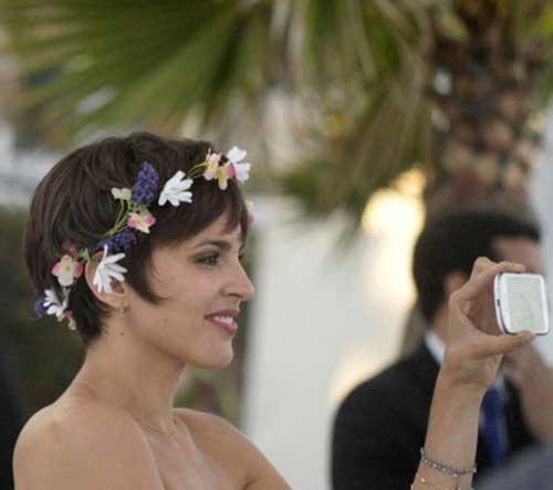 Krátkovlasé nevěsty ... - Obrázek č. 12