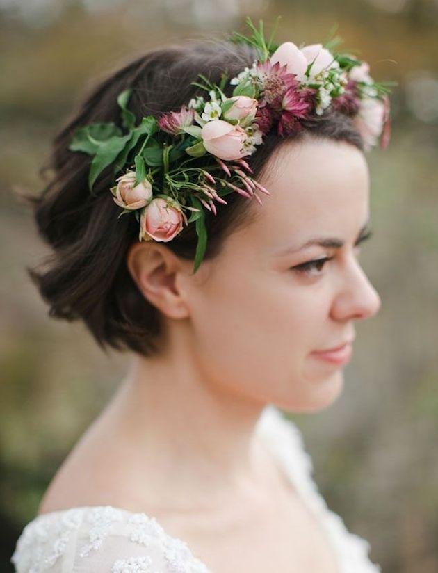 Krátkovlasé nevěsty ... - Obrázek č. 13