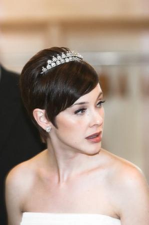 Krátkovlasé nevěsty ... - Obrázek č. 16