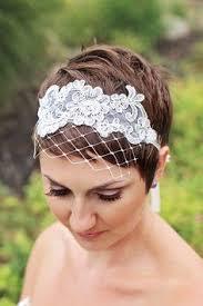 Krátkovlasé nevěsty ... - Obrázek č. 19